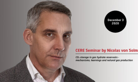 CERE Seminar by Nicolas von Solms