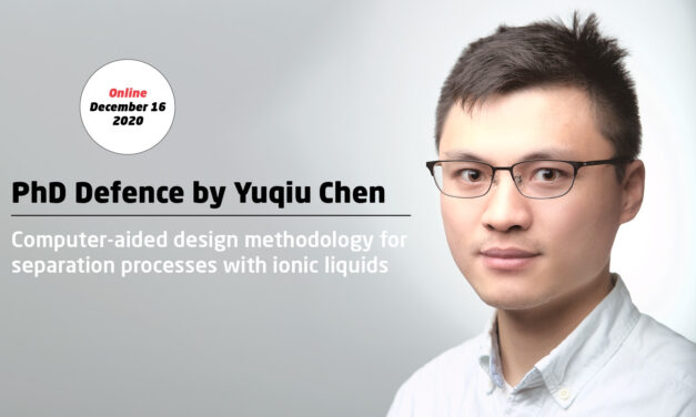Computer-aided design methodology for separation processes with ionic liquids by Yuqiu Chen