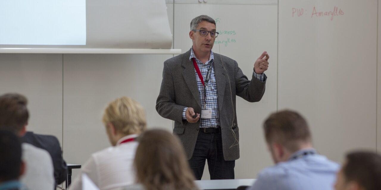 Departmental seminar by Professor Nicolas von Solms