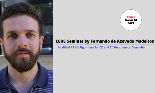 Modified RAND Algorithms for 0D and 1D Geochemical Simulation by Fernando de Azevedo Medeiros