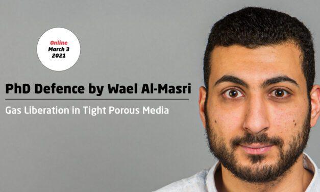Gas Liberation in Tight Porous Media by Wael Al-Masri