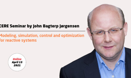 Modeling, simulation, control and optimization for reactive systems by John Bagterp Jørgensen