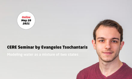 Modeling water as a mixture of two states by Evangelos Tsochantaris