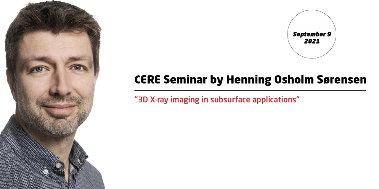 3D X-ray imaging in subsurface applications
