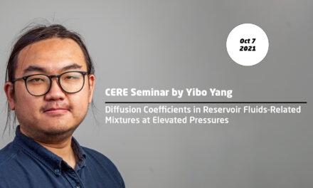 Diffusion Coefficients in Reservoir Fluids-Related Mixtures at Elevated Pressures by Yibo Yang